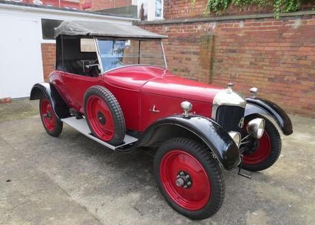 1925 AC Royal 11.9hp