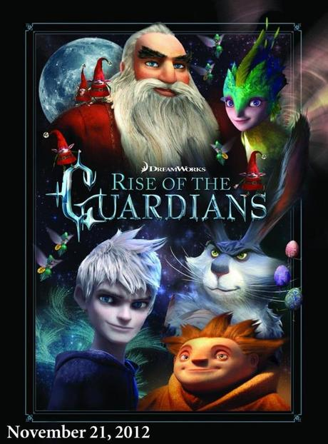Movie Review: Rise of the Guardians