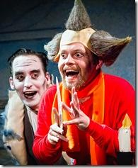 Review: Bah, Humbug (Piccolo Theatre)