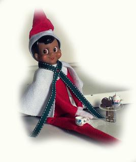 Elf on the Shelf returns