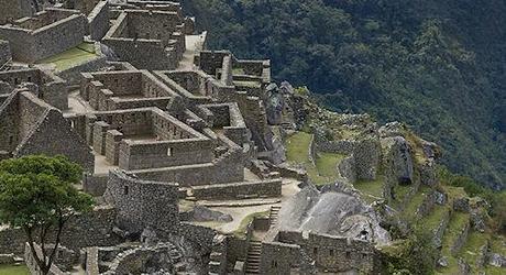 Machu Picchu In 16 Gigapixels