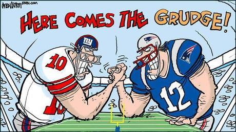 Super Bowl Sunday: Rematch and Repeat.