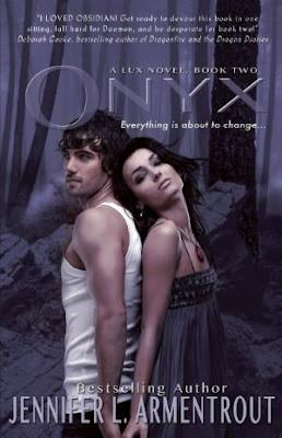Review for Onyx by Jennifer Armentrout