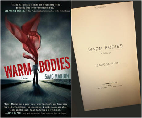 on a book review: warm bodies