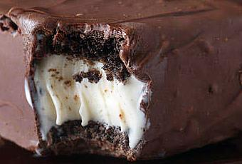 Chocolate Covered Brownie Ice Cream Sandwich - Paperblog