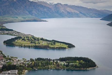 Skip Town in Queenstown, New Zealand