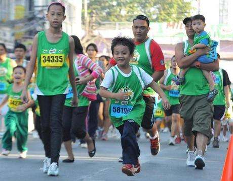 Champions Dethroned  at MILO Marathon CDO