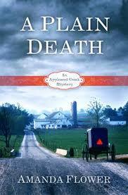 Review:  A Plain Death  by Amanda Flower