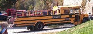 convertible schoolbus