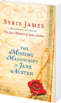 THE MISSING MANUSCRIPT OF JANE AUSTEN BY SYRIE JAMES - MY REVIEW