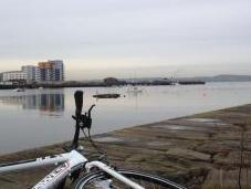 Piers, Water Hills: Unplanned Cycling Adventure