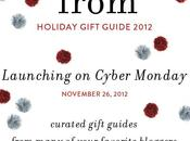 FROM Holiday Gift Guide 2012