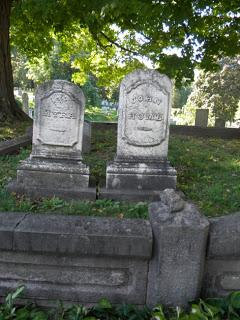 Mt. Hope Cemetery: Rochester, NY