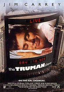 The Truman Show Film Poster