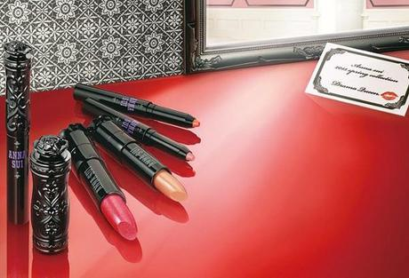 Upcoming Collections: Makeup Collections: Anna Sui: Anna Sui Drama Queen Collection For Spring 2013