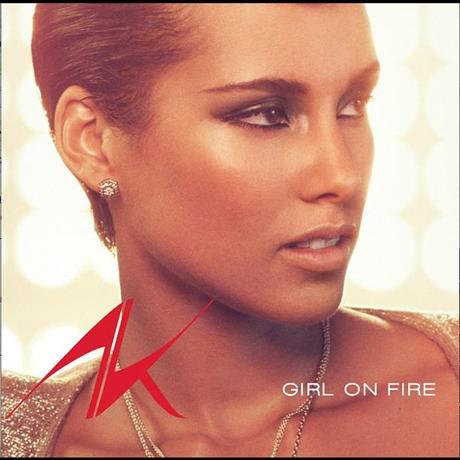 alicia keys girl on fire single Alicia Keys   Girl on Fire