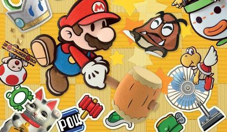 S&S; Review: Paper Mario: Sticker Star