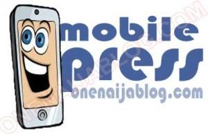 Moblie press