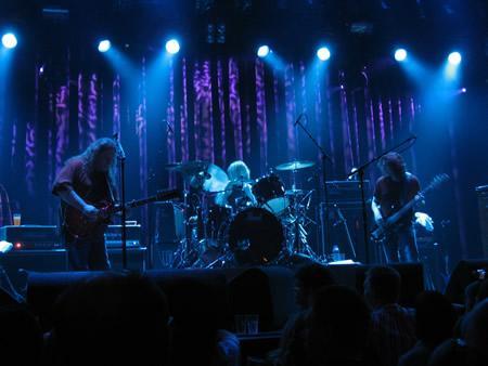 Gov't Mule live in Amsterdam 2009/11/18