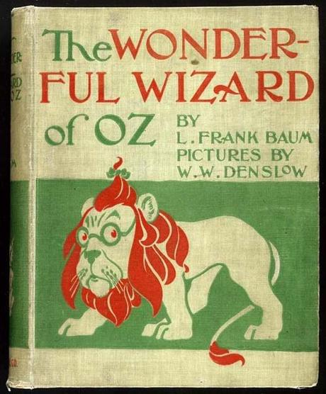 The wonderful wizard of oz author l frank baum series book 1 of the oz