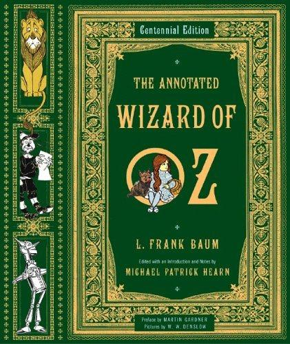 characters in the book wizard of oz