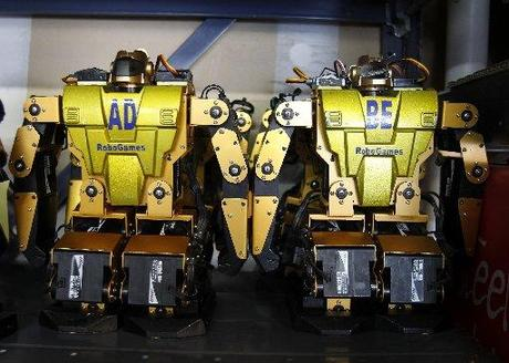 Robots??