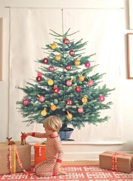 Advent Calendar Diy Kids : Fun diy kid s advent calendars paper