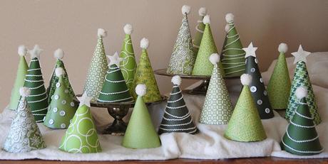 Advent Calendar Christmas Trees DIY Tutorial 9 Fun DIY Kids Advent Calendars