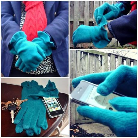 Technology & Fashion Unite: FRAAS Touchscreen Tech Gloves