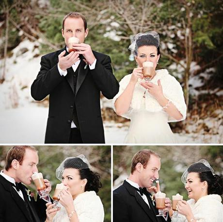 Ideas for Christmas themed wedding