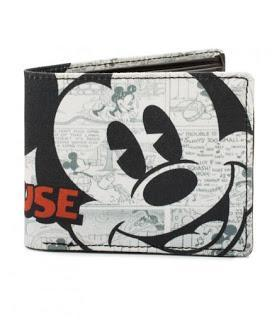 Minnie Mouse Graphic Wallet for Men