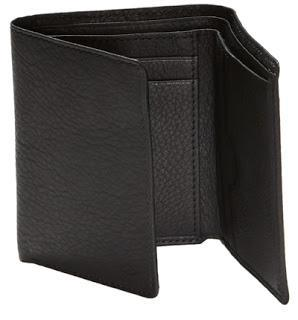 Tri-Fold Wallet for Men