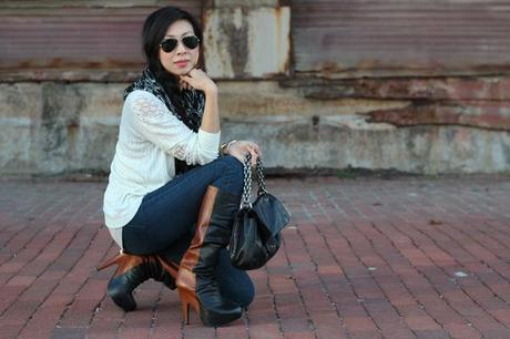 Casual Lace