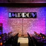 The Improv Atlanta, Atlanta's new comedy club, featuring 4000 sq ft of laughs and a menu to die for.