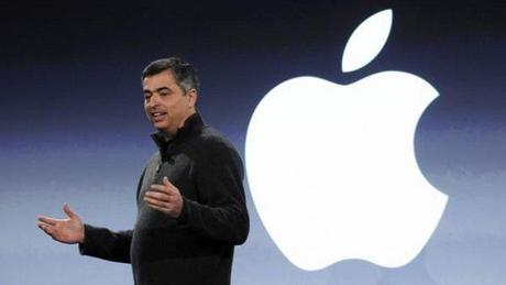 Apple's Richard Williamson Fired
