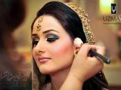 Uzma's Bridal Salon Latest Makeup Photography 2012 Esthetical Surmount Camera Work
