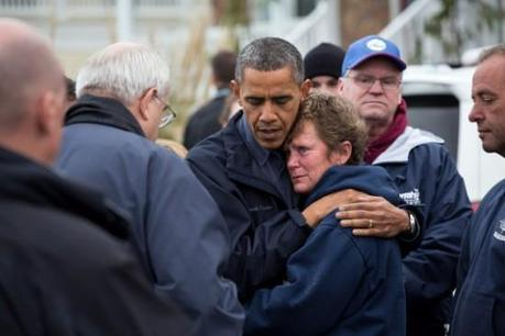 Hurricane Sandy victim feels used by Obama