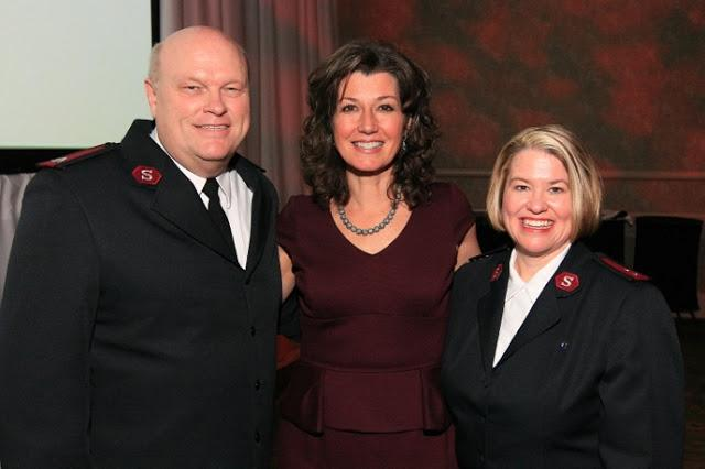 Doing the Most Good: Salvation Army 2012 Luncheon