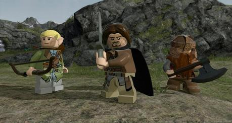 S&S; Review: LEGO The Lord of the Rings
