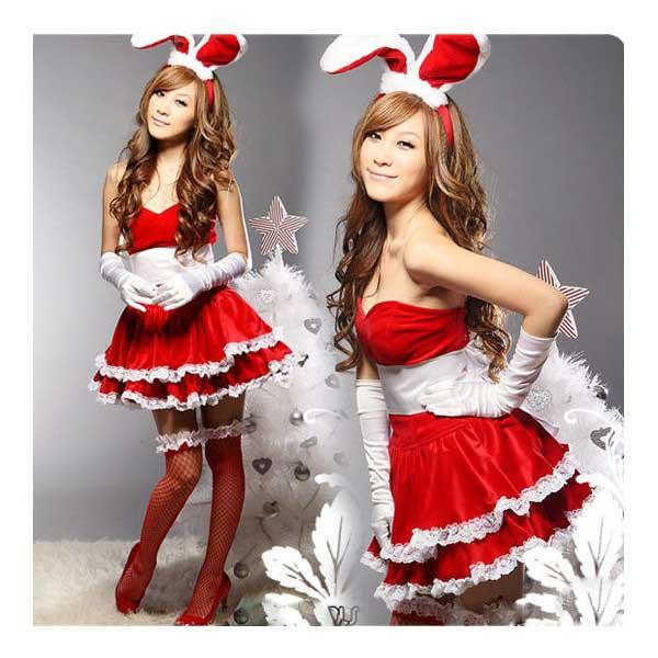 Christmas Party Dress Collection 2012 for Girls a Lecherous Curries for Filles