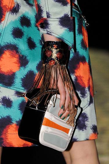 fringe bracelet2013 Spring Accessories Report