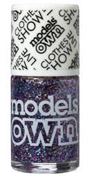 Models Own 'Show Stopper' Nail Polish, Exclusive for Clothes Show Live 2012.