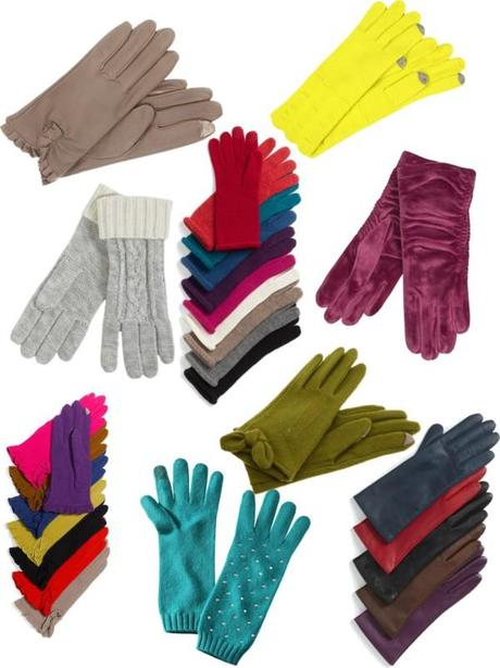 Pretty Tech/Touch Gloves