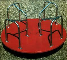 Evolution of Recess is a Merry-go-Round