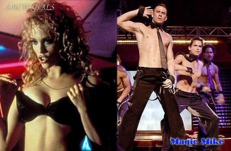 When Movies Attack: Showgirls Vs. Magic Mike