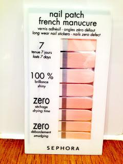 Sephora Nail Patch French Manicure