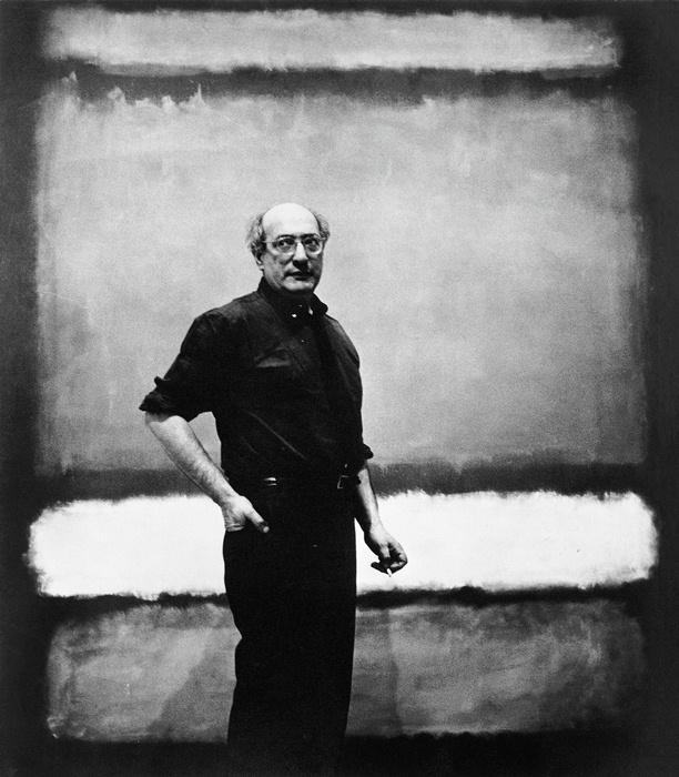 rothko, xavier ribas, yasoypintor, about abstract art, abstract artists paintings...