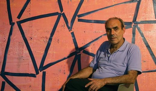 Joaquim Chancho, Xavier Ribas, about abstract art, abstract artists paintings...