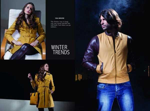 Winter Collection 2012-2013 for Boys and Girls by Forecast an Arbitrary Cordial Wallop
