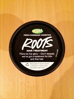 Lush's Roots Hair Mask